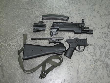 Heckler & Koch MP5A2 Parts Kit